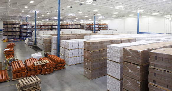 Kens Foods warehouse