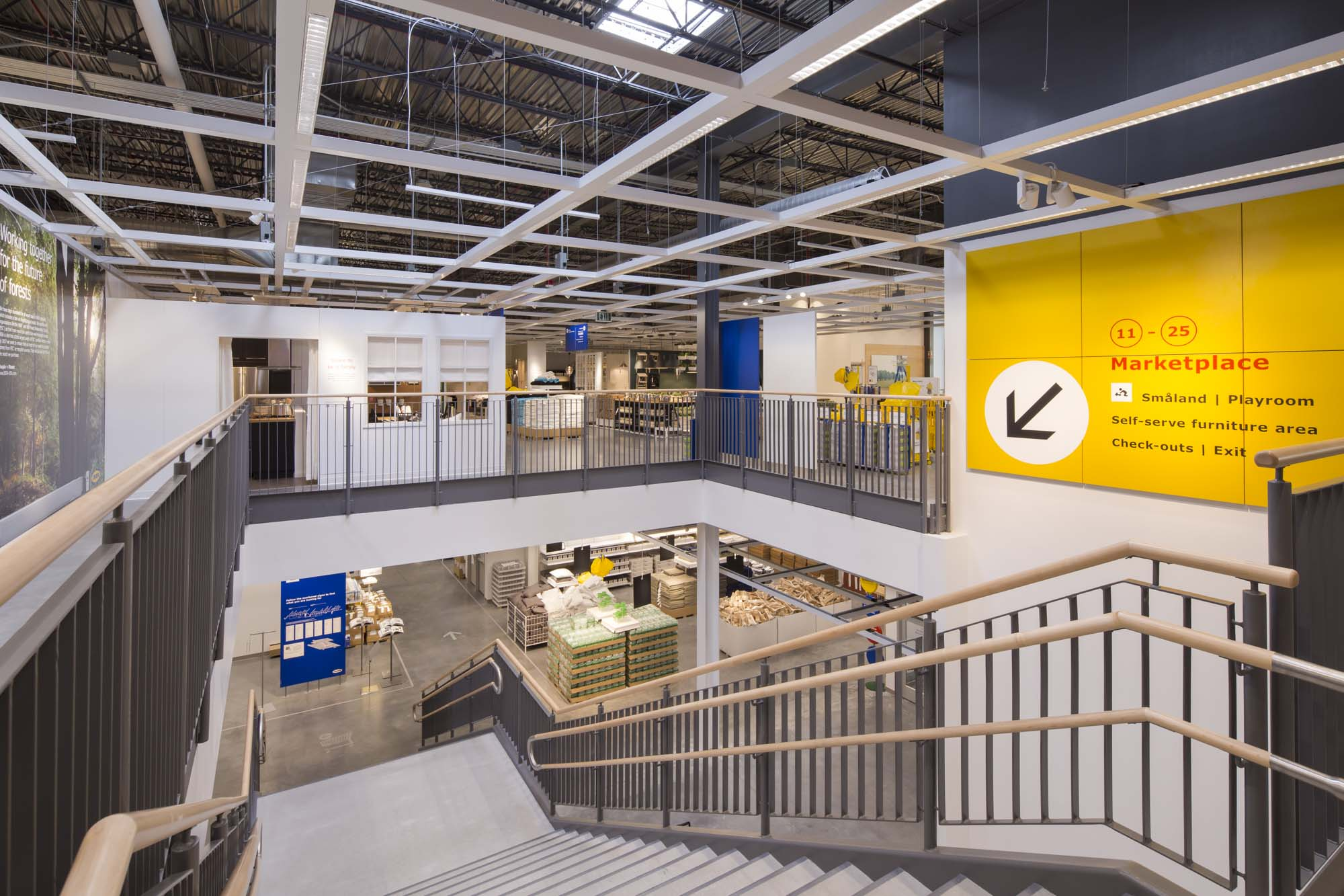 IKEA, the world's leading home furnishings retailer, today opened the doors of its Las Vegas store to customers at 9 a.m. PDT. The , square-foot.
