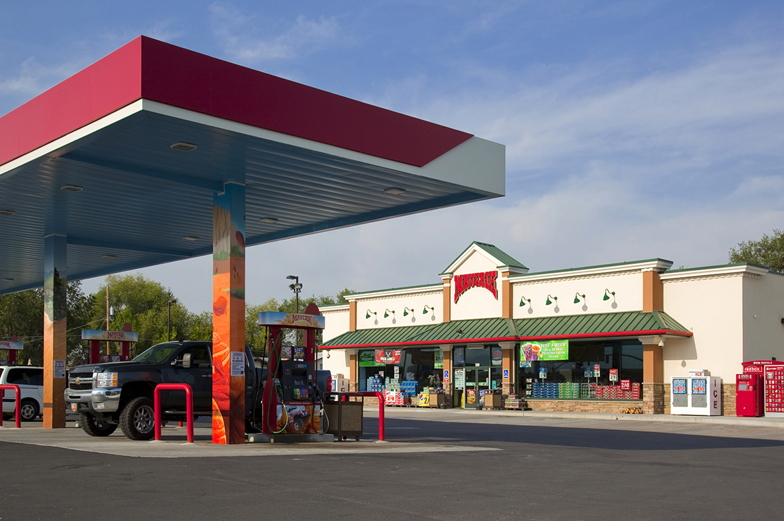 Maverik Country Stores And Fuel Stations R Amp O Construction