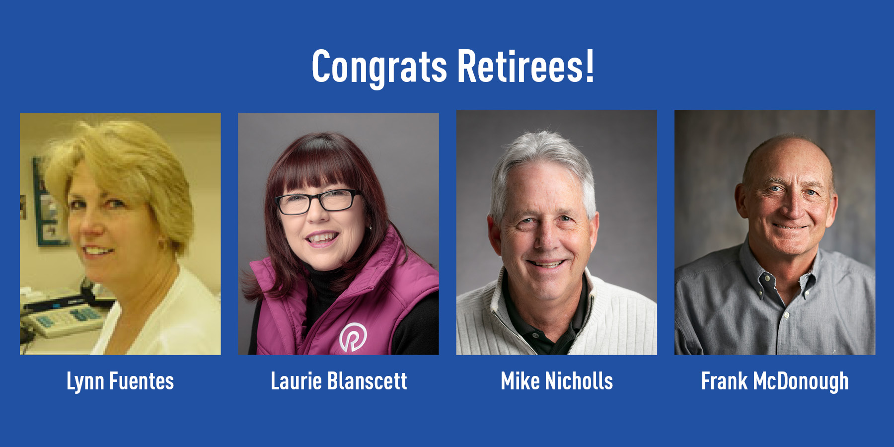 R&O Celebrates Retirements and Promotions