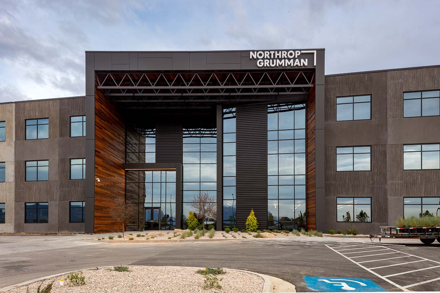 R&O Nears Completetion of the Northrop Grumman Roy Innovation Center