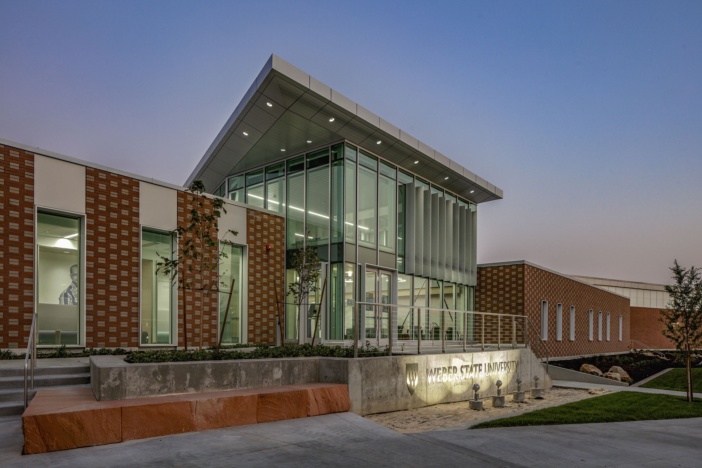 R&O Celebrates Completion of Newest Addition to Weber State University's Davis Campus