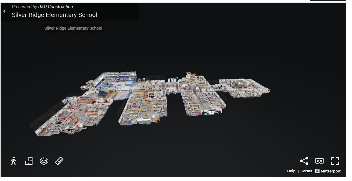 R&O Uses Matterport Technology to Document Buildings